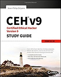 CEH v9: Certified Ethical Hacker Version 9 Study G